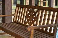 Bell Meade Park Bench
