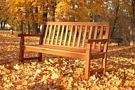 Hampton Park Bench