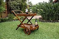 Donaldson Serving Cart