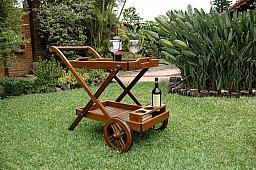 Donaldson Serving Cart